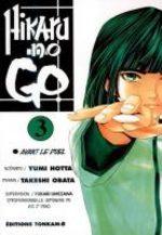 couverture, jaquette Hikaru No Go VOLUME 3