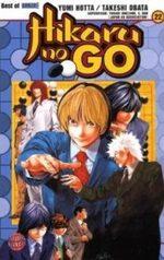 Hikaru No Go # 22