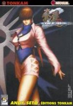 King of Fighters - Zillion 5 Manhua