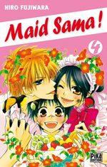 Maid Sama 4