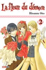 La Fleur du Démon 2 Manga