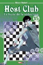 Host Club - Le Lycée de la Séduction 15 Manga