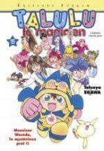 Talulu, Le Magicien 15 Manga