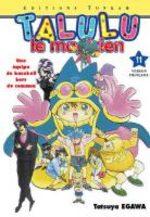 Talulu, Le Magicien 11 Manga