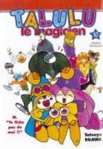 Talulu, Le Magicien 10 Manga