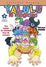 Talulu, Le Magicien 9 Manga