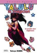 Talulu, Le Magicien 7 Manga