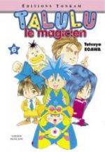 Talulu, Le Magicien 6 Manga