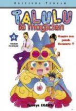 Talulu, Le Magicien 4 Manga