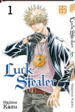 Luck Stealer T.1 Manga