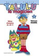 Talulu, Le Magicien 2 Manga