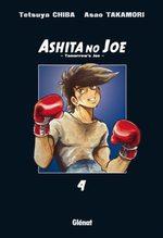 couverture, jaquette Ashita no Joe 4