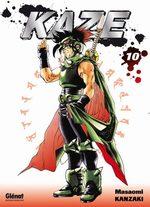 Kaze 10 Manga