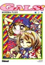 Gals! 7 Manga