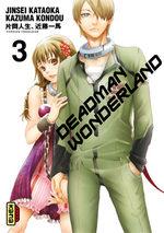 couverture, jaquette Deadman Wonderland 3