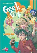 Geek and girly 2 Global manga