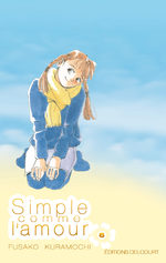 Simple comme l'amour 6 Manga