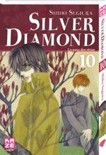 Silver Diamond 10