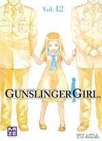 Gunslinger Girl 12 Manga