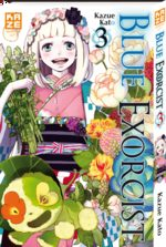 Blue Exorcist # 3