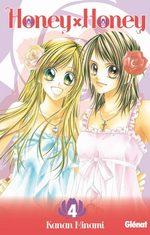 Honey x Honey 4 Manga