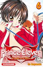 Prince Eleven 6 Manga