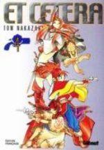 Et Cetera 4 Manga
