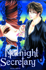 Midnight Secretary 6 Manga