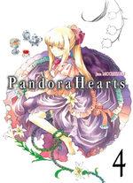 Pandora Hearts # 4