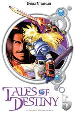 Tales of Destiny T.5 Manga