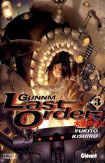 Gunnm Last Order 3 Manga
