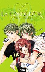 La Corde d'Or 6 Manga