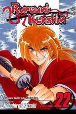 Kenshin le Vagabond 22