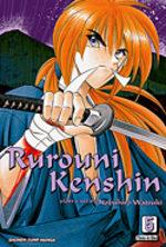 Kenshin le Vagabond 5