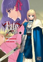 Fate Stay Night T.7 Manga