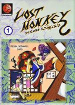 Lost Monkey 1 Global manga