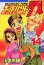 God Hand Teru 14 Manga