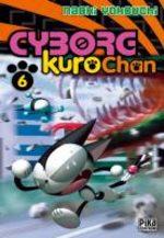 Cyborg Kurochan 6