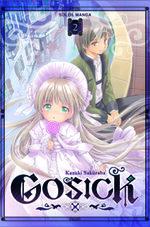 Gosick 2 Manga