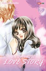 A Romantic Love Story 8 Manga