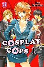Cosplay Cops T.1 Manga