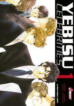 Yebisu Celebrities 1 Manga