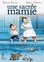 Une Sacrée Mamie # 9