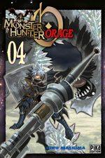 Monster Hunter Orage 4 Manga