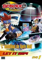 Beyblade Metal Fusion - Saison 1 1 Série TV animée