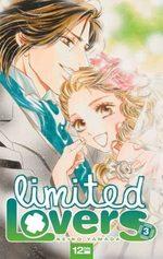 Limited Lovers T.3 Manga