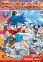 Beyblade 2 Manga