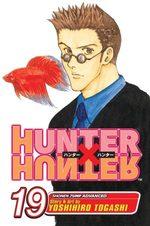 Hunter X Hunter 19