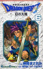 Dragon Quest - Maboroshi no daichi 6 Manga