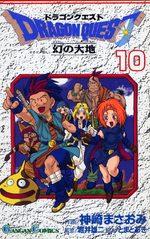Dragon Quest - Maboroshi no daichi 10 Manga